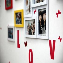 宿舍艺术墙